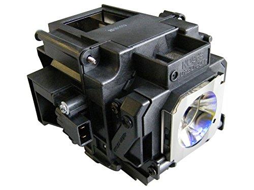 azurano Beamer-Ersatzlampe | Kompatibel mit EPSON ELPLP76 | Beamerlampe mit Gehäuse | EB-G6900WU, EB-G6350, EB-G6550WU, EB-G6250W, EB-G6250W, EB-G6800, EB-G6650WU, EB-G6450WU, EB-G6050W, EB-G6370,