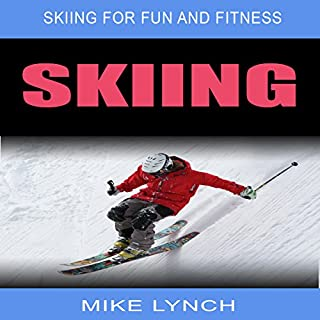 Skiing audiobook cover art