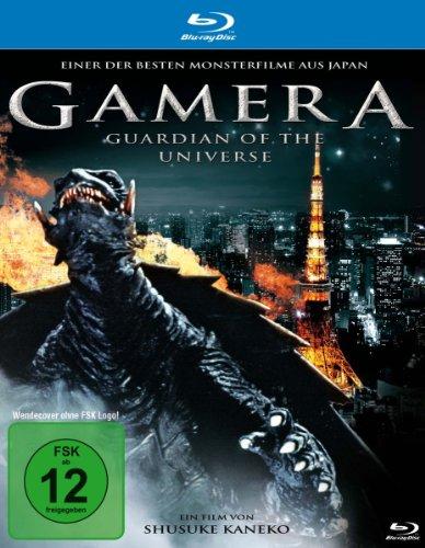 Gamera - Guardian of the Universe [Blu-ray]