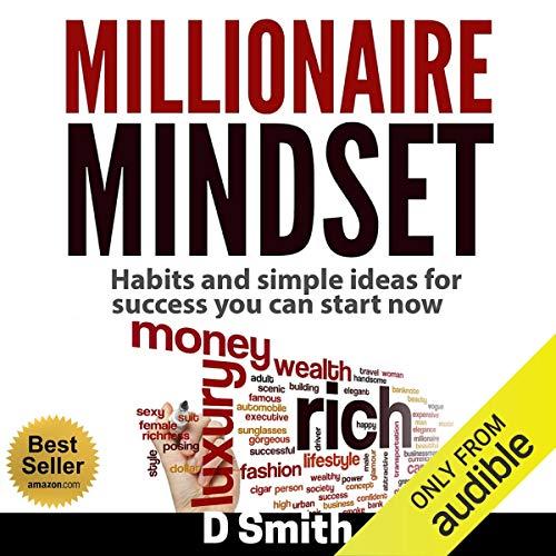 Millionaire Mindset cover art