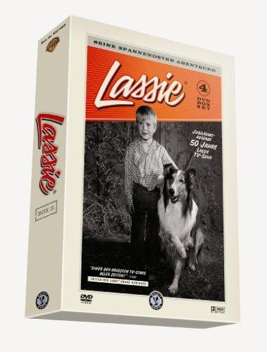 Lassie Collection - Volume 3 (4 DVDs)