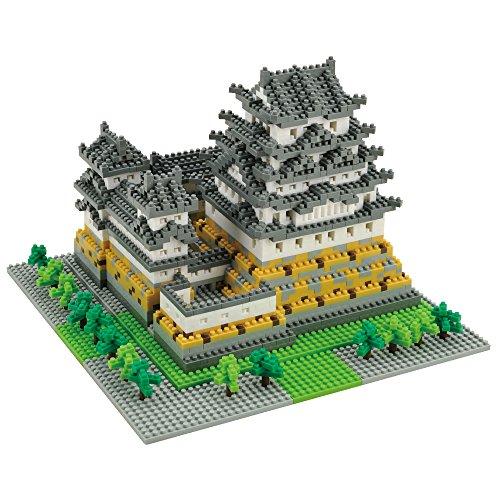 ナノブロック 姫路城