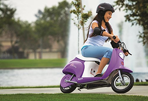 Razor Pocket Mod Miniature Euro-Style Electric Scooter - Betty