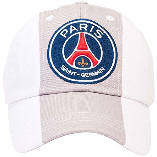 Paris Saint-Germain Schirmmütze, Erwachsenengröße einstellbar, offizielle Kollektion