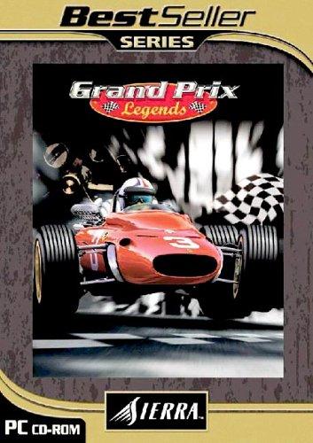 Grand Prix Legends: Sierra Best Sellers (PC CD) [Importación Inglesa]
