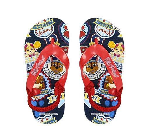 Paw Kinder Zehentrenner Flip Badeschuhe Sommerschuhe Sandale Schuhe (Numeric_26)