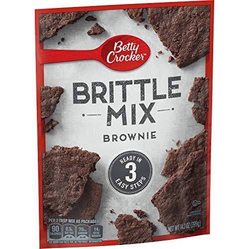 Betty Crocker Brittle Mix Brownie 14 oz