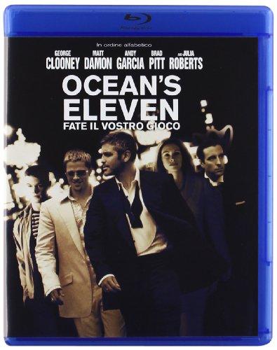 Ocean's eleven [Blu-ray] [IT Import]
