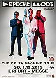 Depeche Mode - The Delta Machine, Erfurt 2013 »