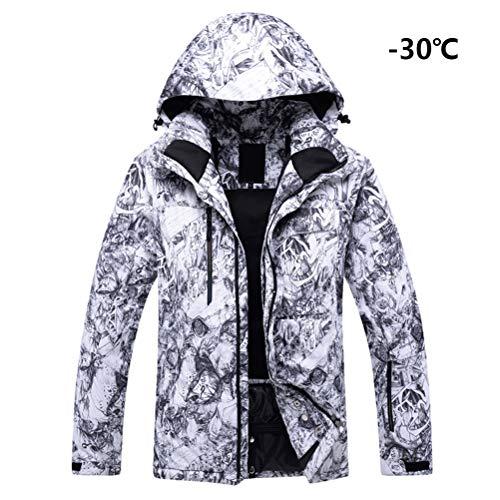 Neborn Ski Anzug Männer Winter Warme Wind wasserdichte Outdoor Sport Schnee Jacken Ski Ausrüstung Snowboard Jacke Männer
