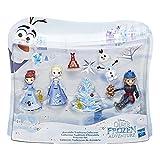 Hasbro C1921EU4 Little Kingdom Olafs Holiday Adventure Freunde-Set, Spielset -
