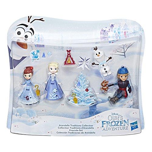 Disney Frozen- Set Mini Tradiciones de Arendelle (Hasbro C1921EU4)