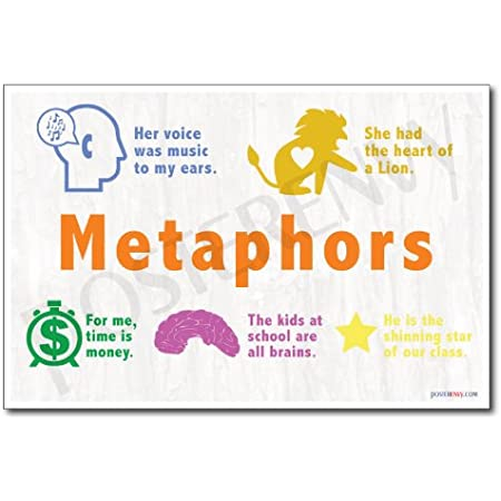 For kids metaphor Kid