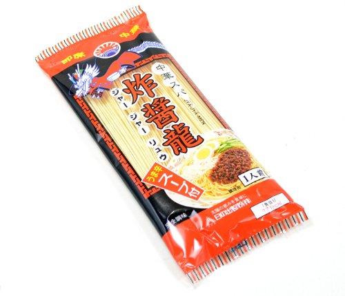 坦々麺風ピリ辛たれ 中華スパ 炸醤龍 1人前15入 ノンフライ麺