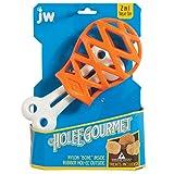 JW Hol-ee Gourmet Turkey Leg Dog Toy, Small