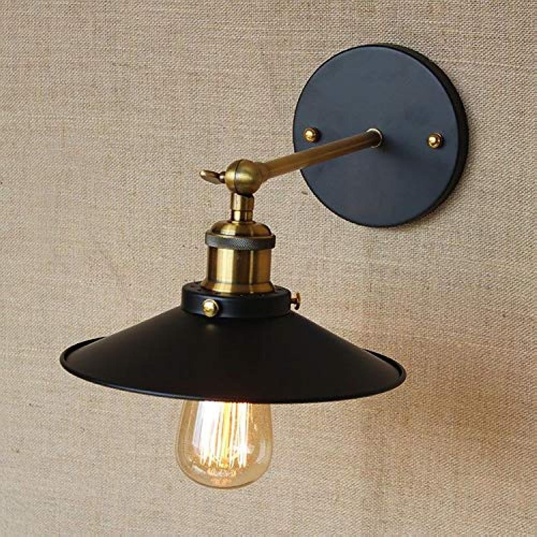 VLING Wandlampe, Rustikal Lodge Country Traditionell Klassisch Wandleuchten & Wandlampen Indoor Metall Wandleuchte 110-240V 40W
