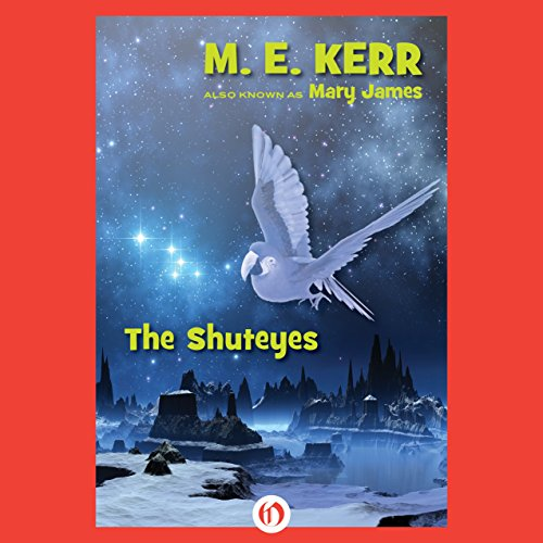The Shuteyes audiobook cover art