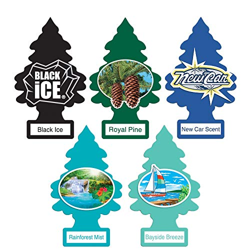 Little Trees Variety Pack (5 Count)