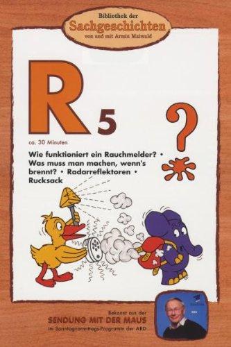 Bibliothek der Sachgeschichten - (R5) Rauchmelder, Radarreflektoren, Rucksack
