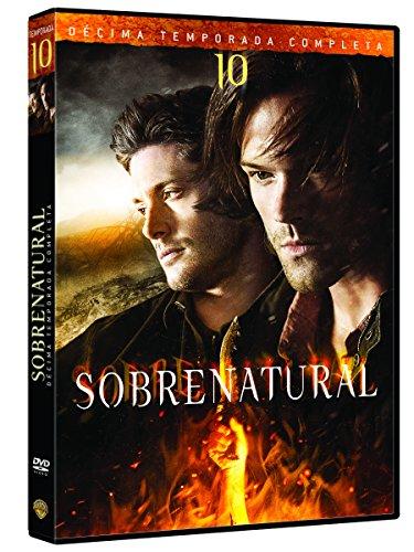 Supernatural Staffel 10 DVD (deutscher Ton der Folgen 1-20, 21-23 englisch)