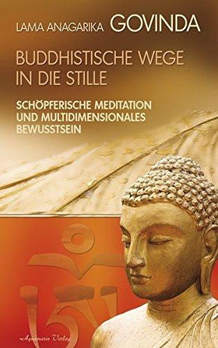 Buddhistische Wege in die Stille. Schöpferische Meditation und multidimensionales Bewusstsein (Gebundene Ausgabe)