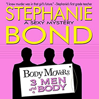 3 Men and a Body audiobook cover art
