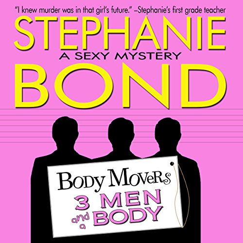 3 Men and a Body cover art