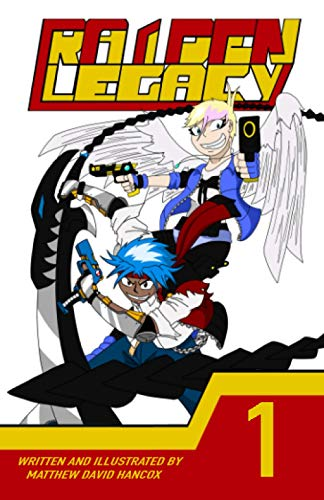 Raiden Legacy Volume 01: Angel and Devil