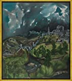 Berkin Arts Rahmen EL Greco Giclée Leinwand Prints