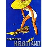 Wee Blue Coo Travel Helgoland Archipelago Germany Sun Sea