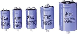 Denash Condensador CBB60 Condensador de Funcionamiento con Cable Conductor 250V CA 100uF 50//60Hz para compresor de Aire de Motor//acondicionadores de Aire