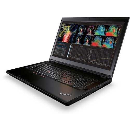 Lenovo ThinkPad P71 17.3'' Mobile Workstation Laptop (Intel i7 Quad Core Processor, 16GB RAM, 1TB HDD + 512GB SSD, 17.3 inch FHD 1920x1080 Display, Quadro M620M, Win 10 Pro)