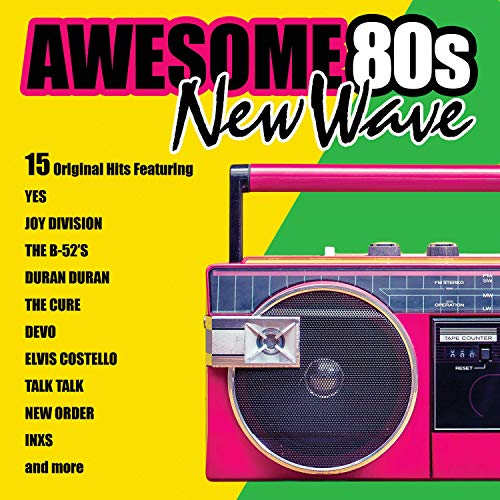 Awesome 80s: New Wave (Various Artists)