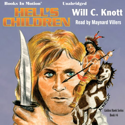 Hell's Children audiobook cover art