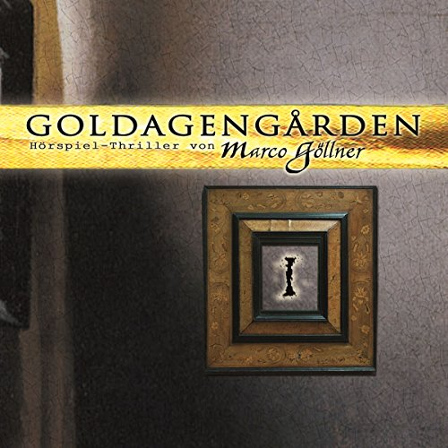 Goldagengarden 1 audiobook cover art