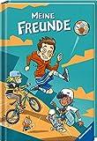 Meine Freunde: Sport (Freundebuch)