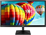 LG 27MK430H-B - Monitor FHD de 68,6 cm (27') con Panel IPS (1920 x 1080 píxeles, 16:9, 250 cd/m², NTSC 72%, 1000:1, 5 ms, 75 Hz) Color Negro Mate