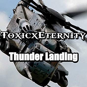 """Thunder Landing  (From """"Super Contra"""") [Metal Version]"""