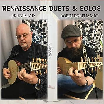Renaissance Duets & Solos