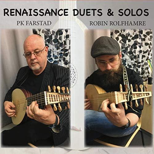 PK Farstad & Robin Rolfhamre