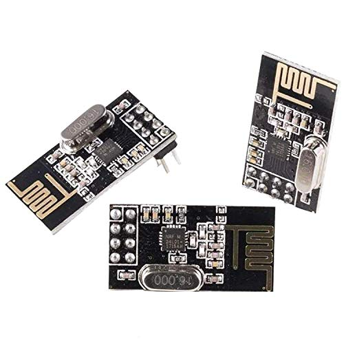 Amazon.de - 3pcs NRF24L01- 2.4GHz RF Wireless Transceiver Module