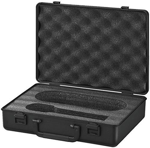Monacor MC-1/SW Microfono valigetta per Nero