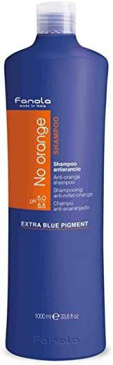 Fanola No orange Shampoo, 1000 ml