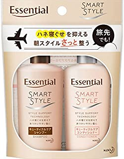 花王 エッセンシャル スマートスタイルシャンプー&コンディショナー ミニセット 90ml