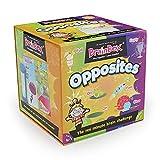 Green Board Games GRE91028 BrainBox Opposites, Juego de Cartas
