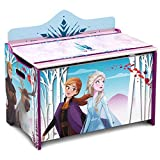 Delta Children Deluxe Toy Box, Disney Frozen II