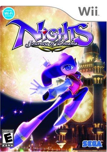 Nights Journey of Dreams - Nintendo Wii by Sega [並行輸入品]