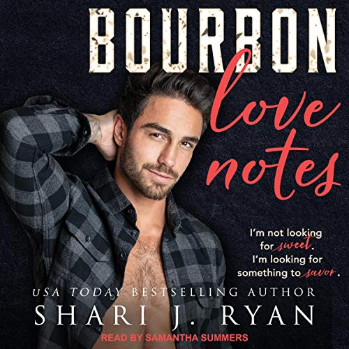 Bourbon Love Notes audiobook cover art