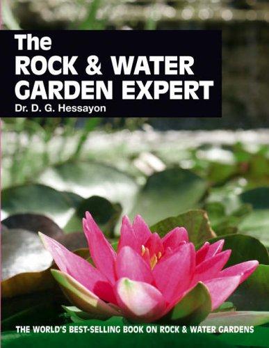 The Rock & Water Garden Expert (Expert Books)