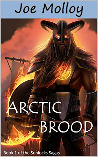 Arctic Brood (Sunlocks Sagas Book 1) (English Edition)